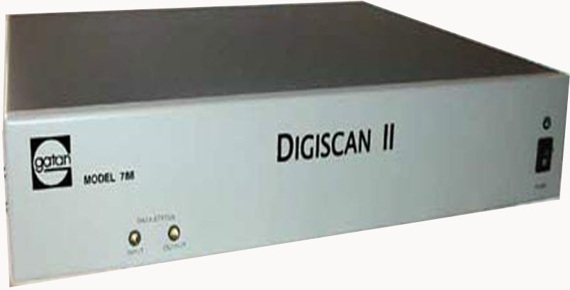 DigiScan II, which is one model of DigiScan controller hardare